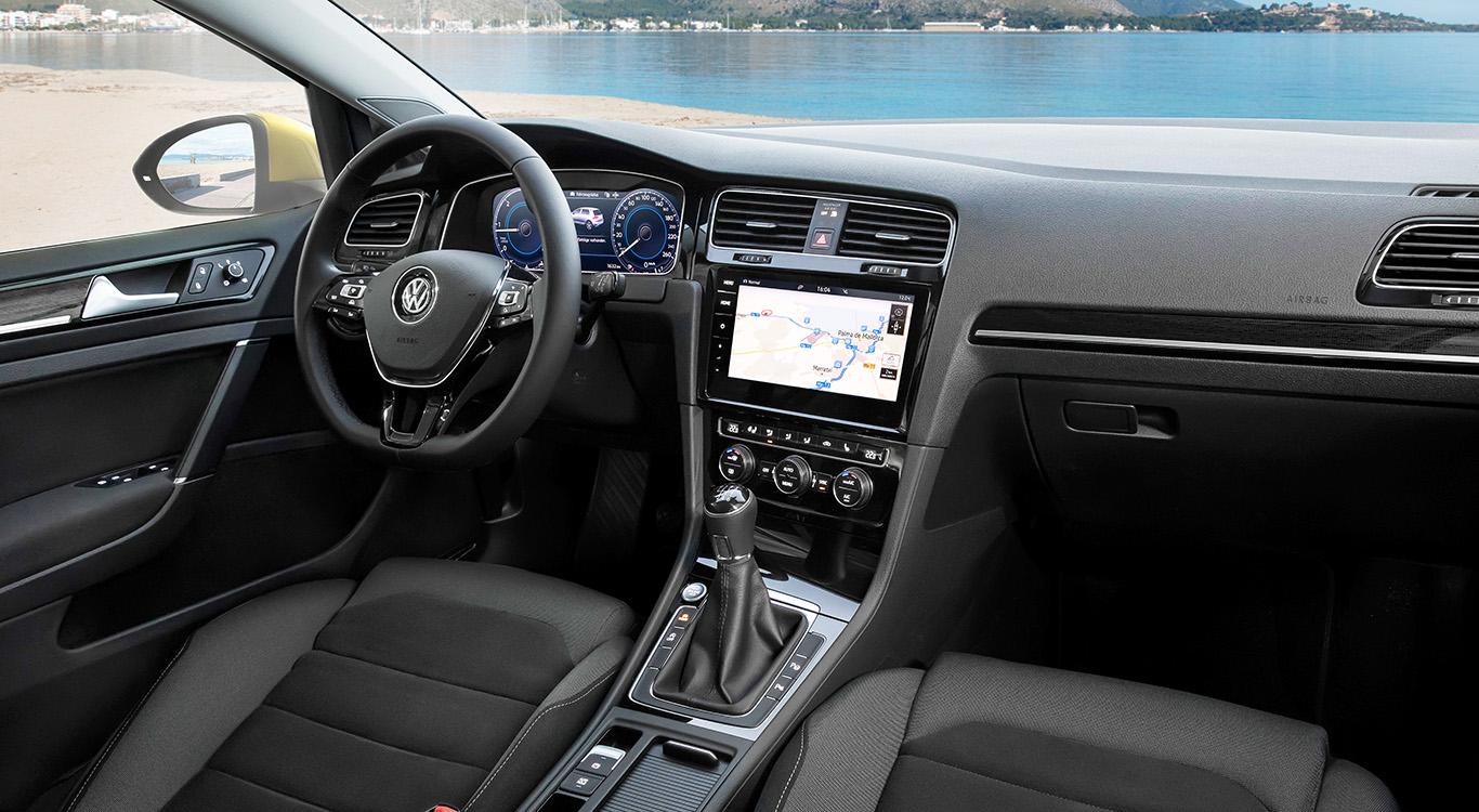 """Die höchste Ausstattungsvariante des VW Golf 7 - unterhalb der sportlichen Ausführungen - heißt """"Highline""""."""