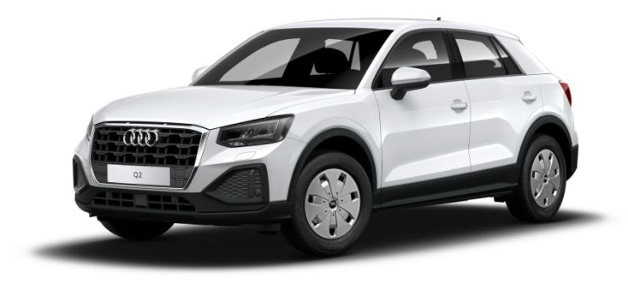 Audi Q2 Basismodell.
