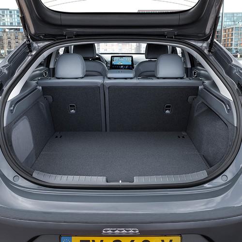 Hyundai Ioniq Elektro 2019, Kofferraum