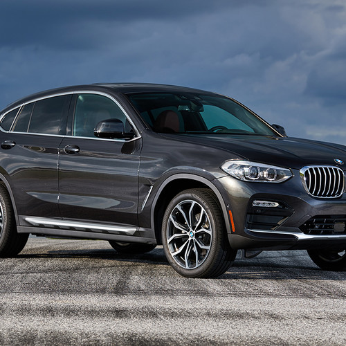 BMW X4 2018, Seitenansicht