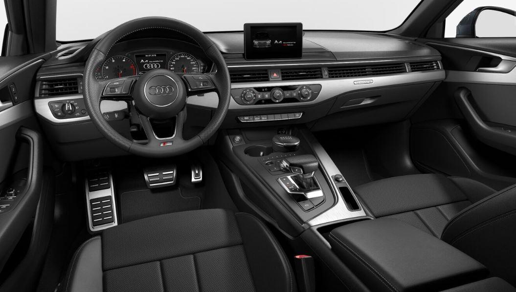 Audi A4 Avant S line Sportpaket.