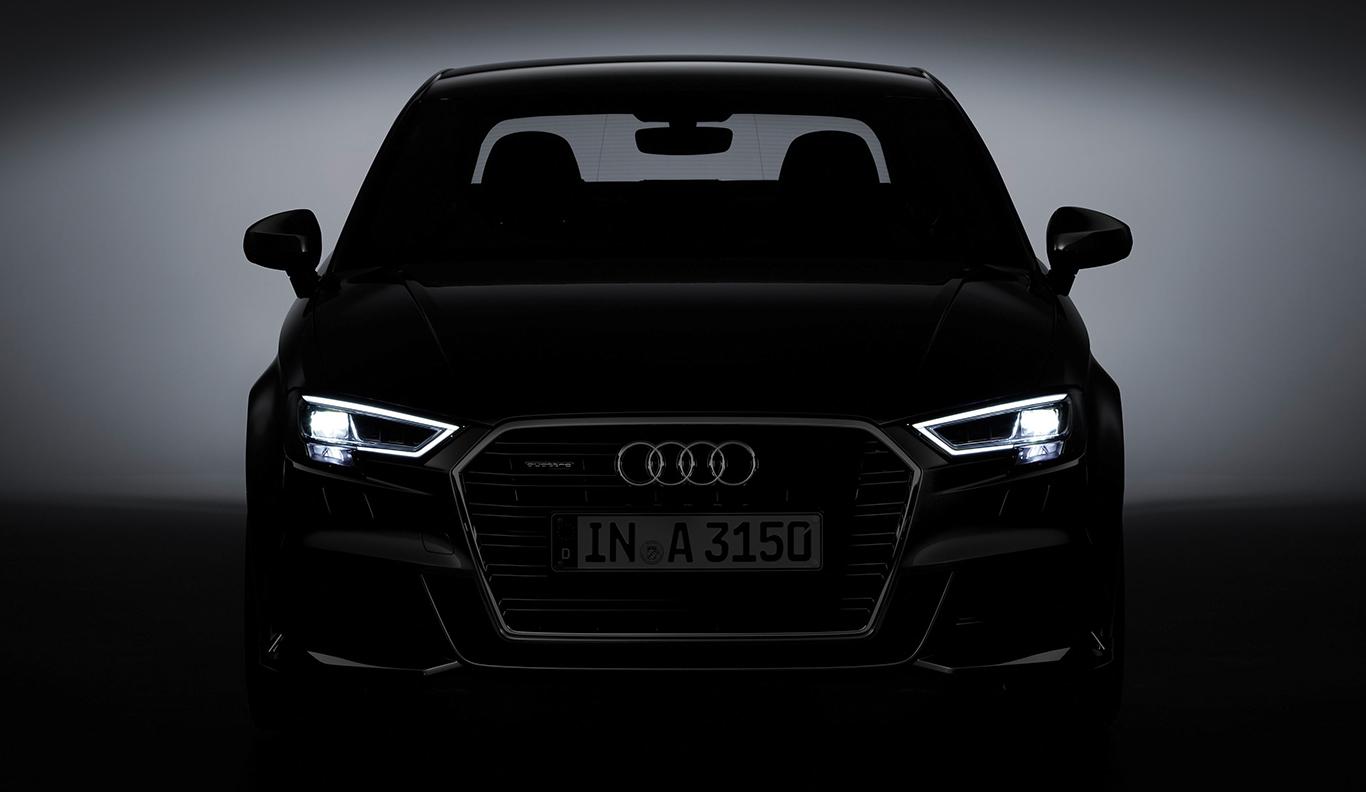 Die dritte Generation des Audi A3 hat im Jahr 2016 ein ausgiebiges Facelift erhalten.
