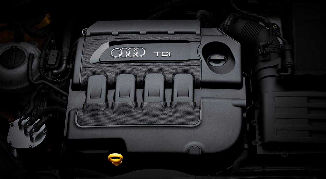 Jetzt sogar noch sicherer als Euro 6d-Temp: Die Diesel-Motoren des Audi Q2 sind stark wie eh und je.