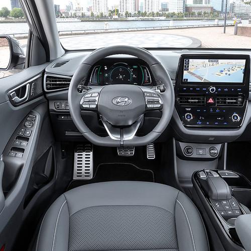 Hyundai Ioniq Elektro 2019, Cockpit