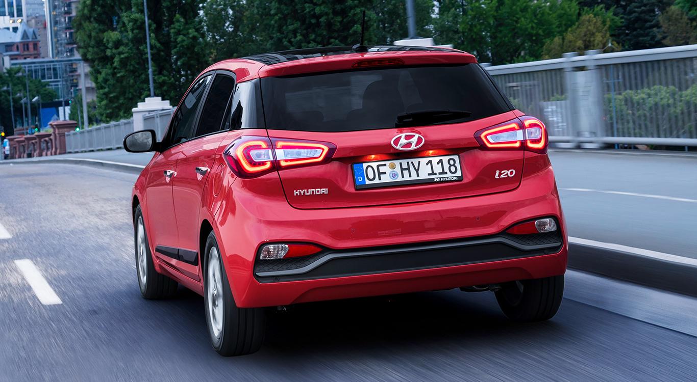 Der Hyundai i20 rollt seit 2018 mit einigen größeren Neuerungen zu den Kunden.