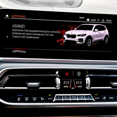 BMW X5 2018, Offroad-Paket, G05