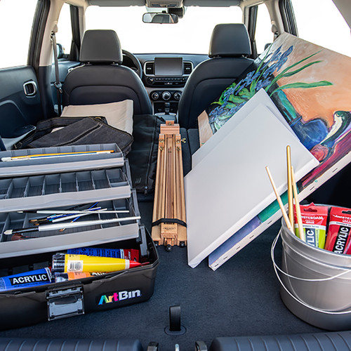 Hyundai Venue, SUV, Kofferraum
