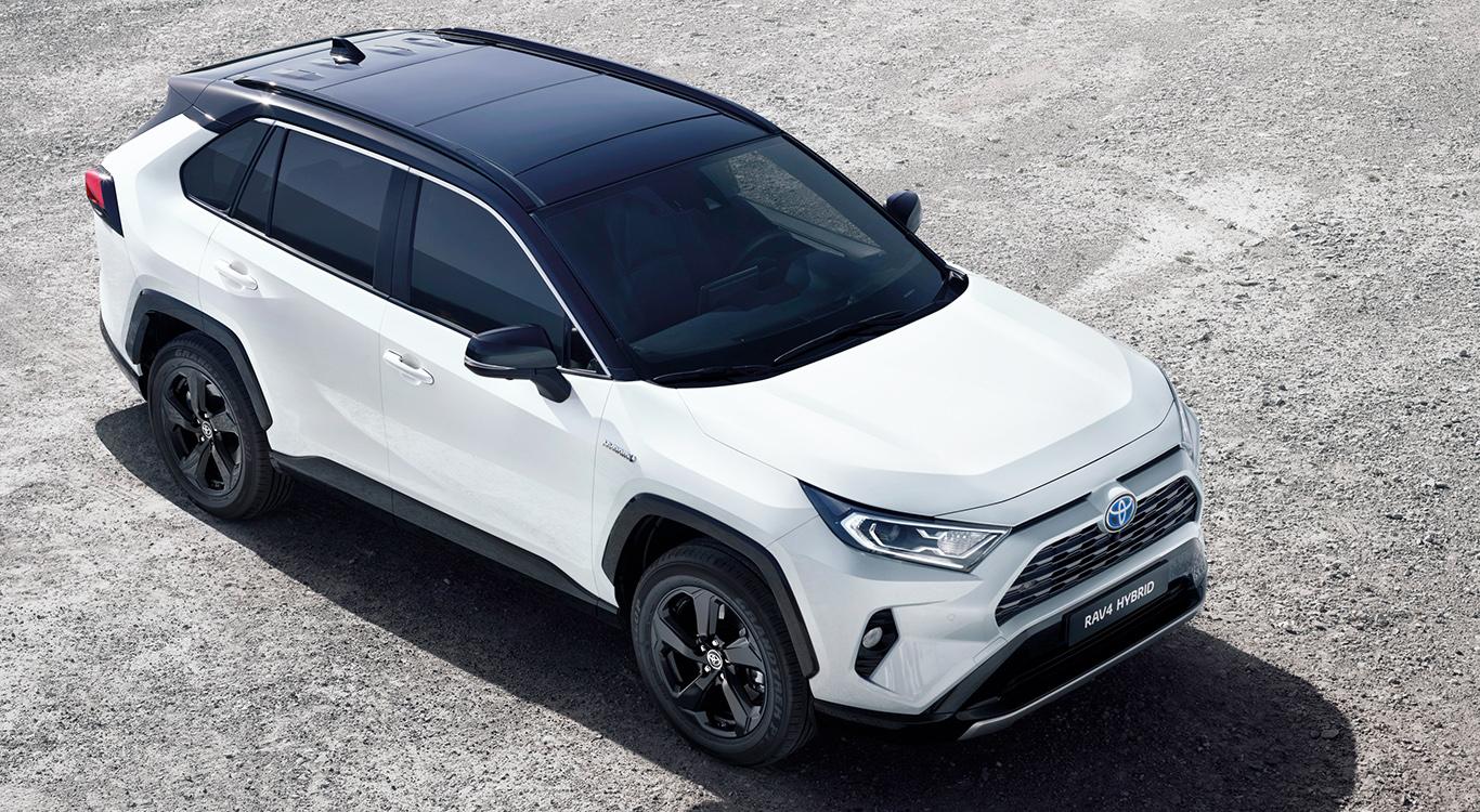 Im Januar 2019 rollt die neue Generation des Toyota RAV4 in den Handel.