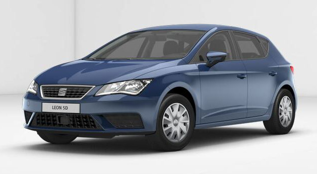 """Basismodell Seat Leon """"Reference""""."""