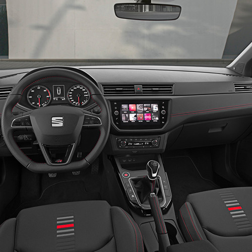 Seat Arona, Cockpit-Ansicht