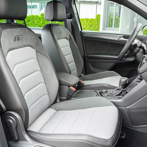 VW Tiguan R-Line, Innenraum