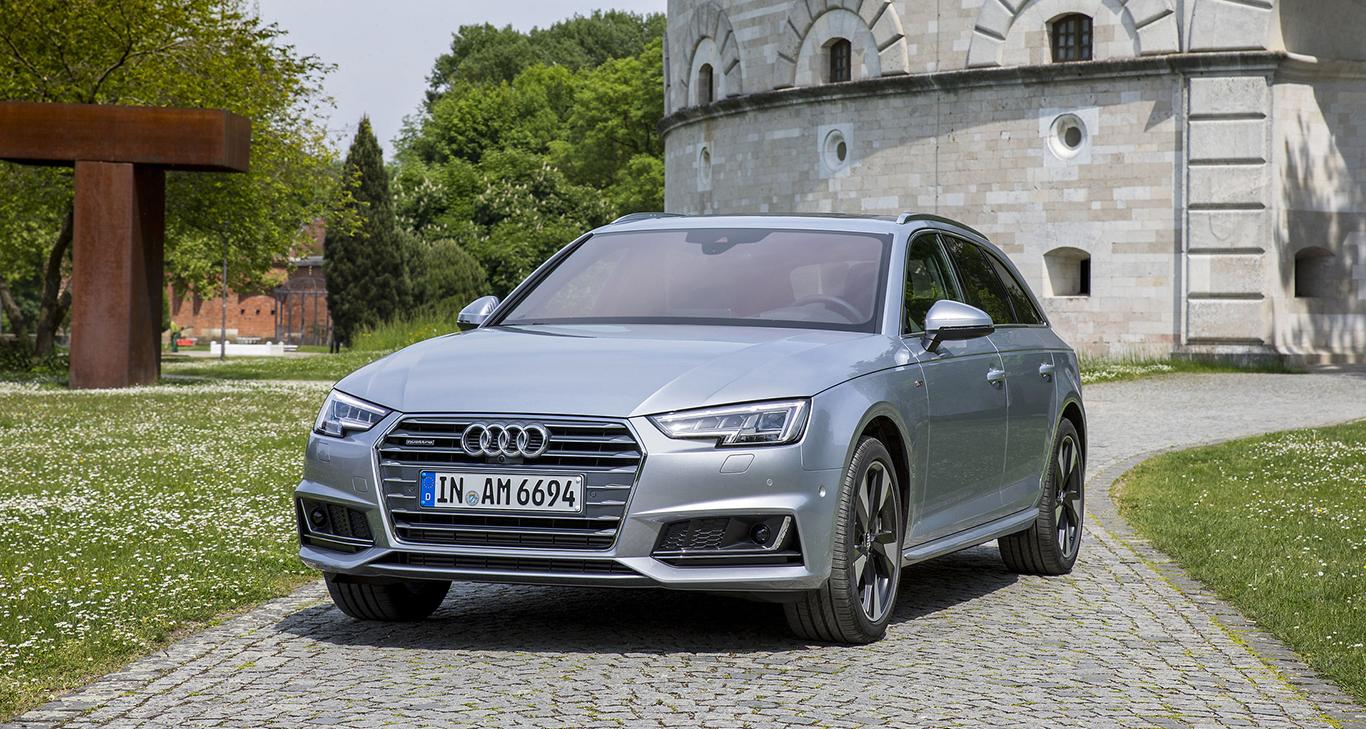 Konfigurator-Ergebnis: Unser persönlicher Audi A4 Avant.