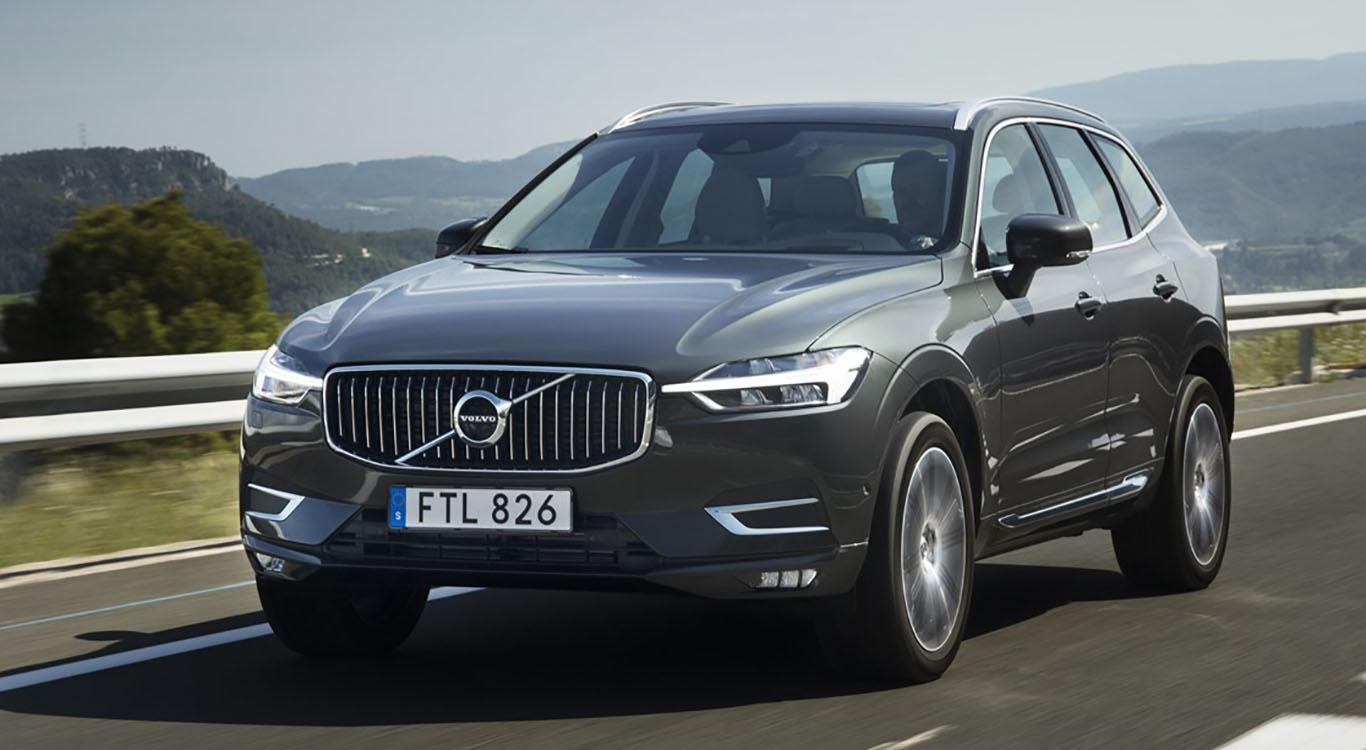 Volvo hat Crossover in vielen verschiedenen Größen im Angebot. Einer davon ist die zweite Generation des XC60.