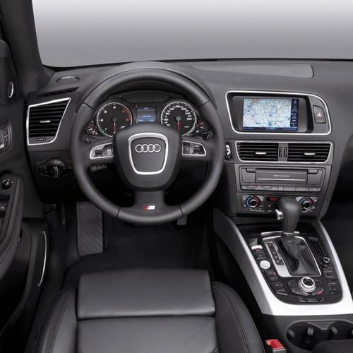 Der Audi Q5 im Innenraum
