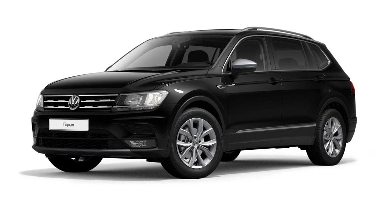 Unser Testergebnis im Konfigurator-Check: Für keine 40.000 Euro könnten wir einen VW Tiguan Allspace nach unseren Bedürfnissen kaufen.