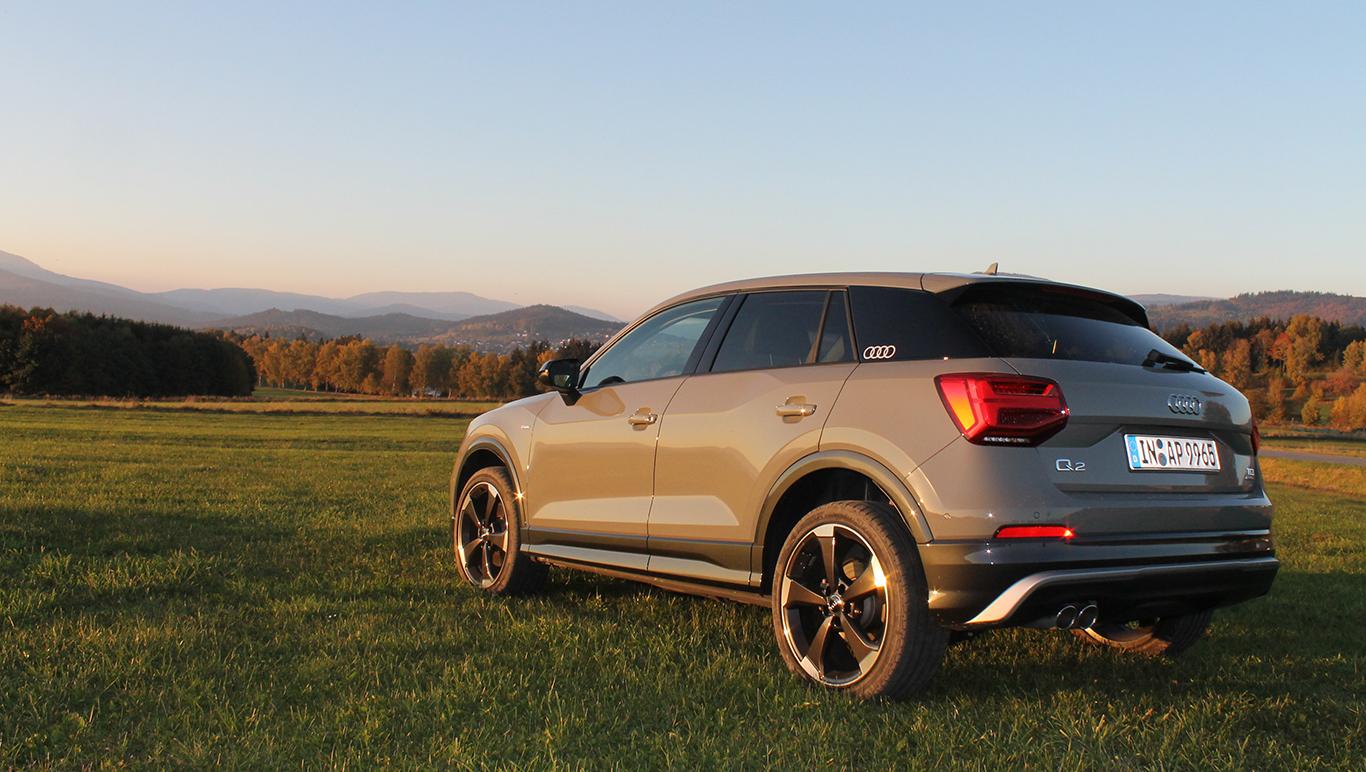 Der Audi Q2 gewinnt an Sympathie, je mehr man sich an ihn gewöhnt. Dann lässt sich mit ihm sogar so etwas wie eine persönliche Beziehung aufbauen.