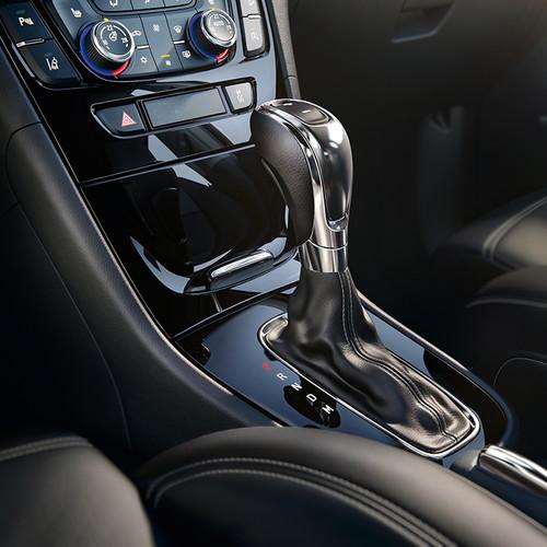 Opel Mokka X, Schaltgetriebe, Ganghebel