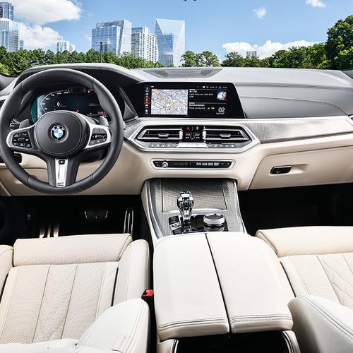 BMW X5 2019, Innenraum, Cockpit