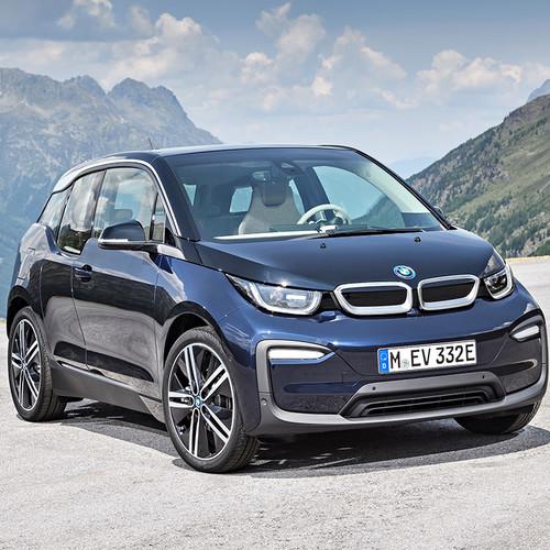 BMW i3 2018 Facelift Frontansicht