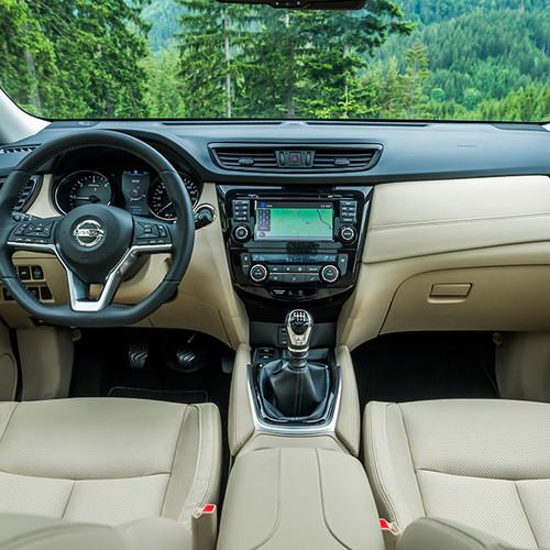 Nissan X-Trail, T32, Cockpit, Innenraum