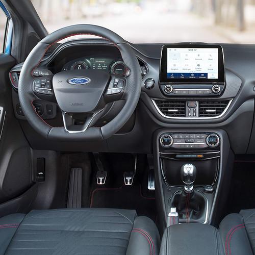 Ford Puma 2020, Cockpit, Innenraum