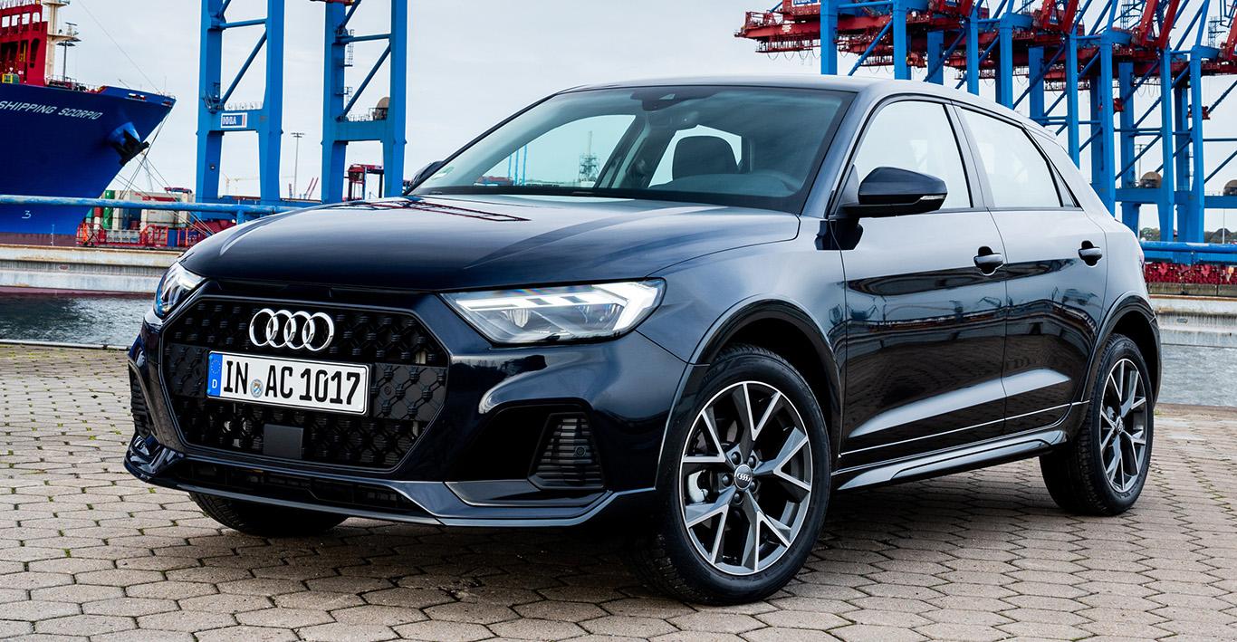 Audi A1 citycarver, das neue Crossover aus Kompaktwagen und SUV