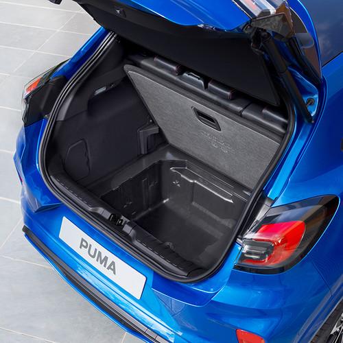 Ford Puma 2020, Kofferraumkonzept