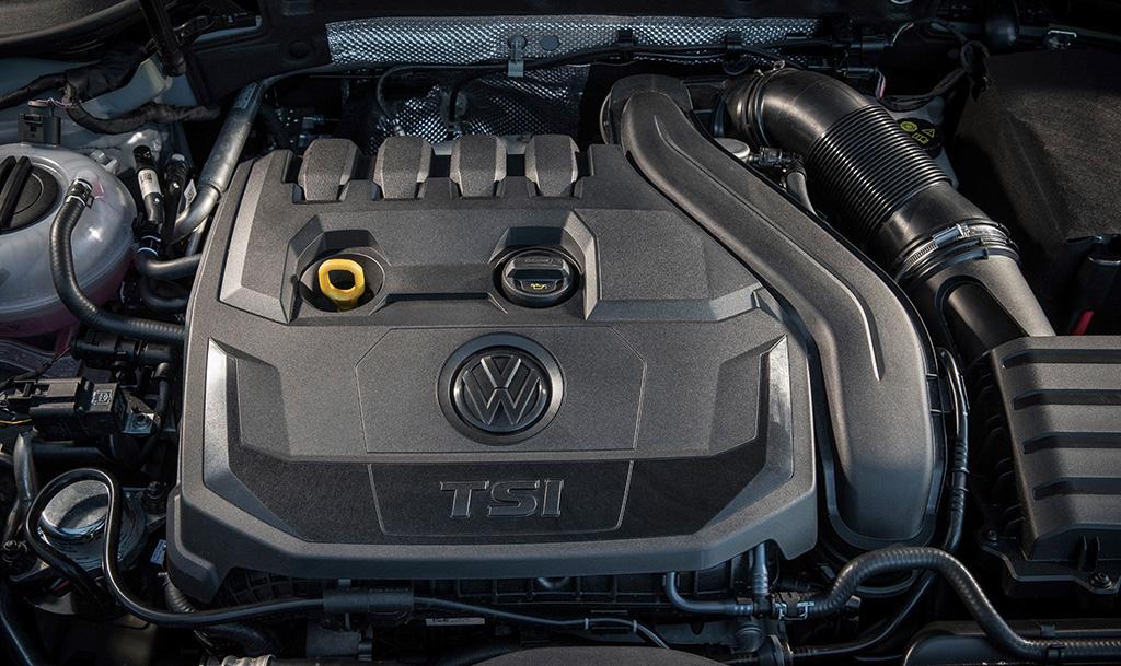 Bei den Verbrenner-Motoren der aktuellen Generation des VW Golf (Typ AU) haben Kunden die Wahl aus zwölf verschiedenen Leistungsstufen.