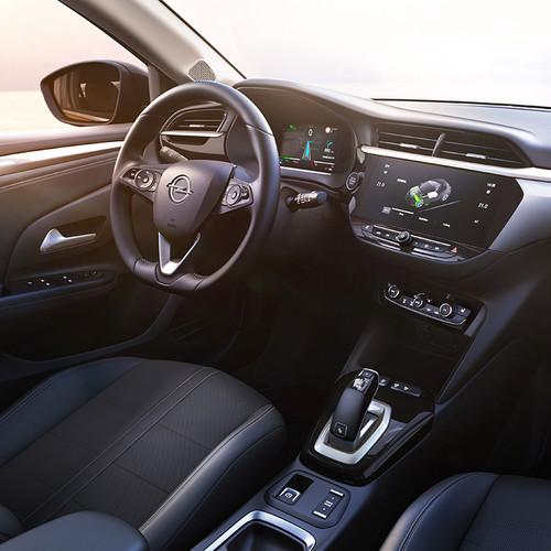 Opel Corsa-e, Elektro, Cockpit, Innenraum